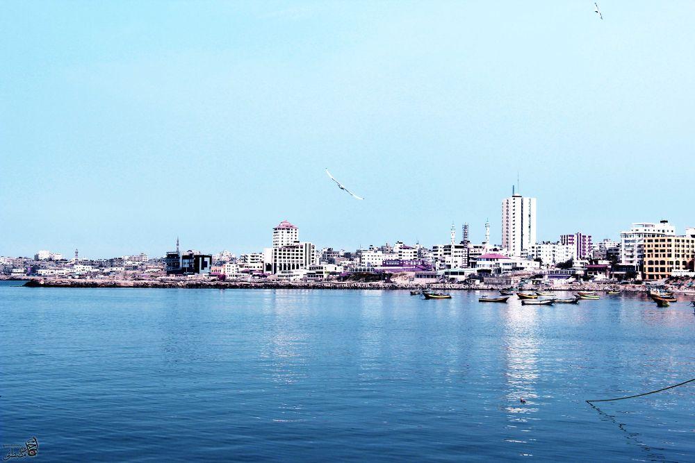 Gaza ♥ by AhmedMustafa