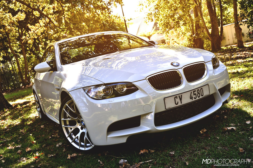 BMW M3 E92  by Mohammed Hoosain