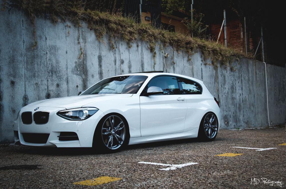 BMW M135i by Mohammed Hoosain