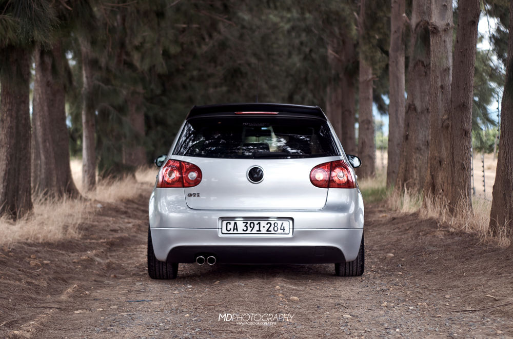 Photo in Vehicle #gti #mk5 #extended wing #paarl