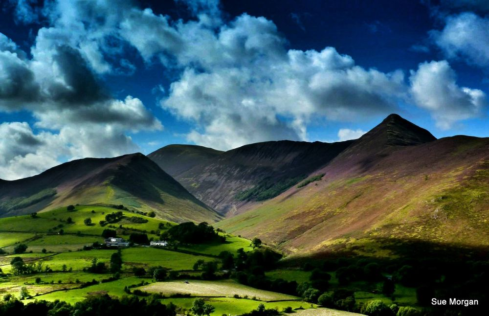 The Lake District, Cumbria by pendlesue