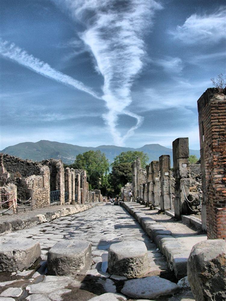 Photo in Random #pompei