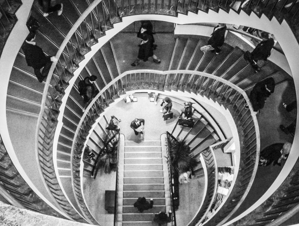 Heavy Rotation by Mirco Balboni