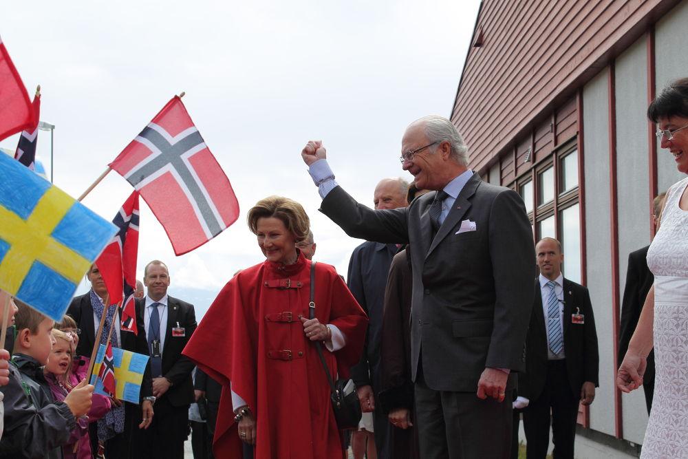The Swedish & Norwegian Royalty by Daniel Terlecki
