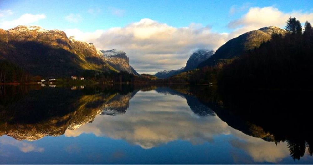 Vaulali, Norway by ElineTherese