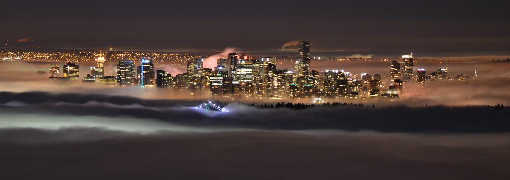 Vancouver by nikhlangroudi