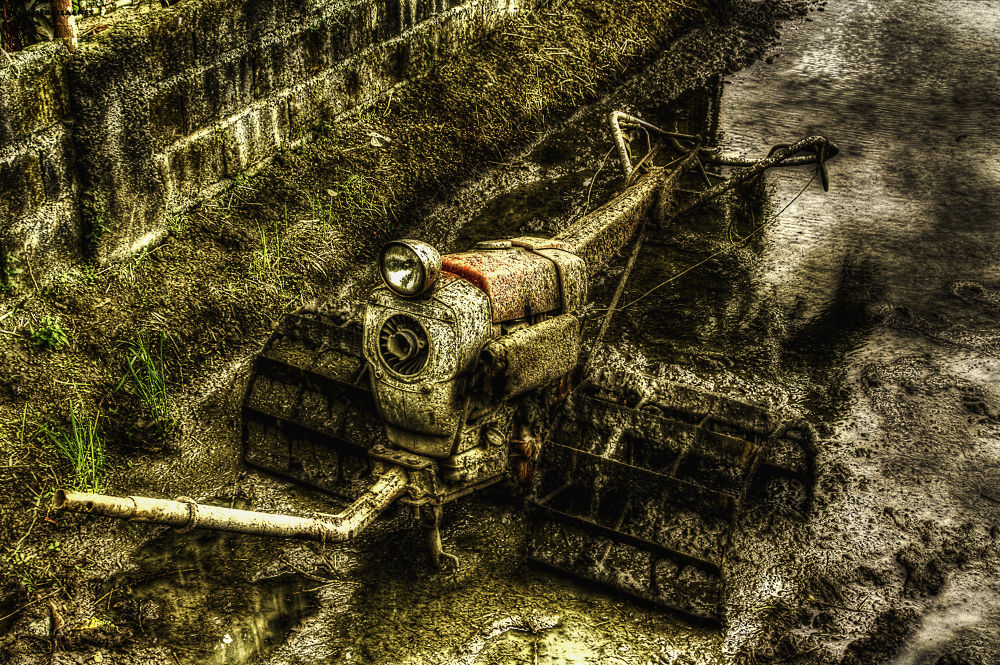 Let's get dirty by jeanpierrieagnes