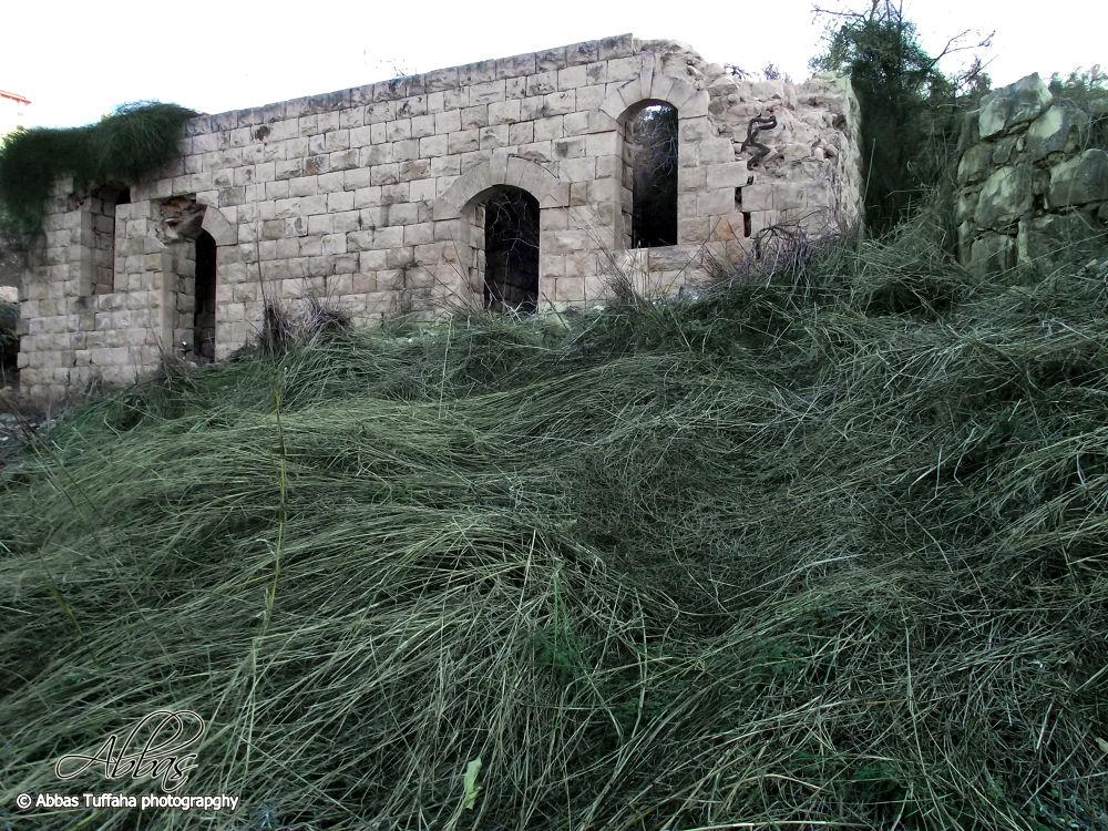 old house by AbbasTuffaha