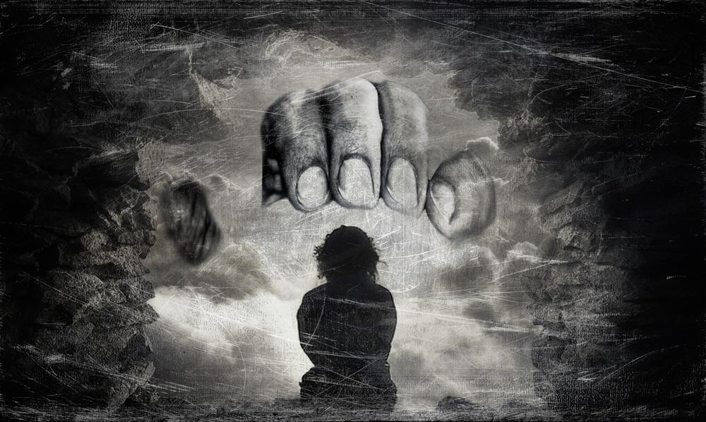 Photo in Black and White #hamedzarei #surreal