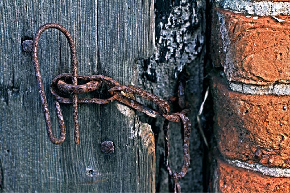 Rusty security by Scott Smith