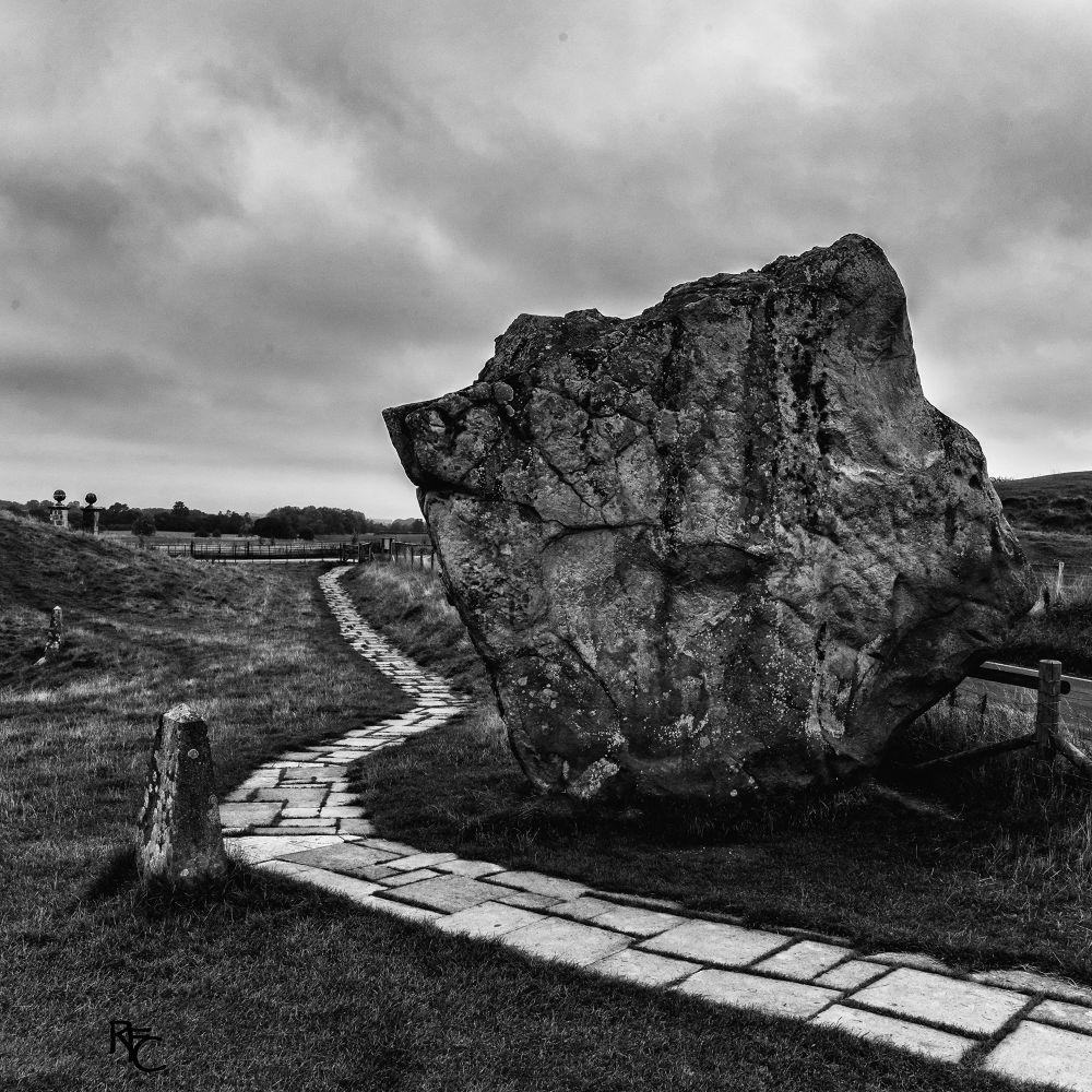 Avebury by Richard Corkrey