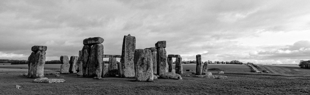 Stonehenge by Richard Corkrey