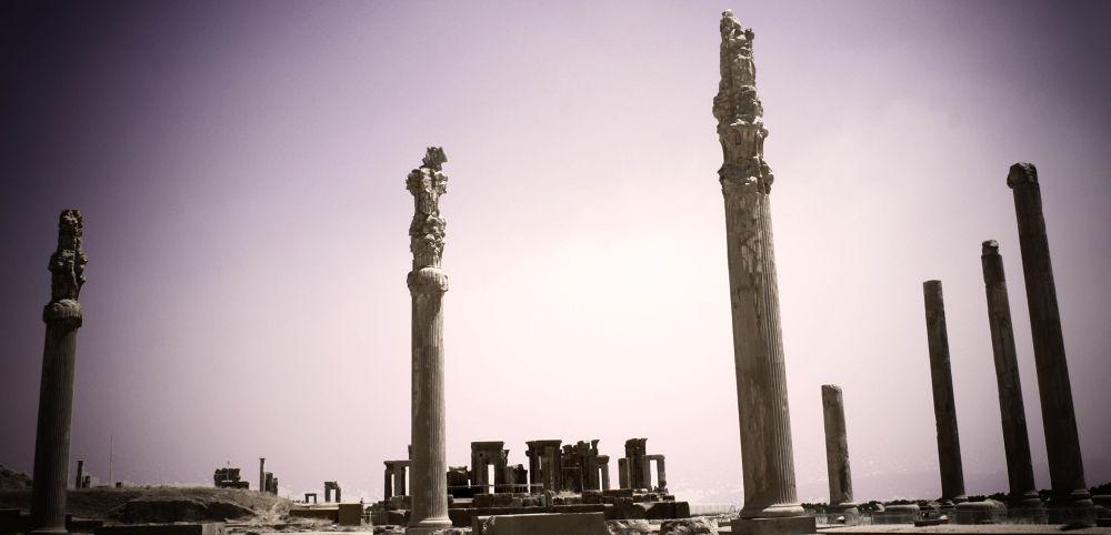 Persepolis Recreated - Shiraz - Iran ( Photo by : Mani Mirkhani ) by manimirkhani