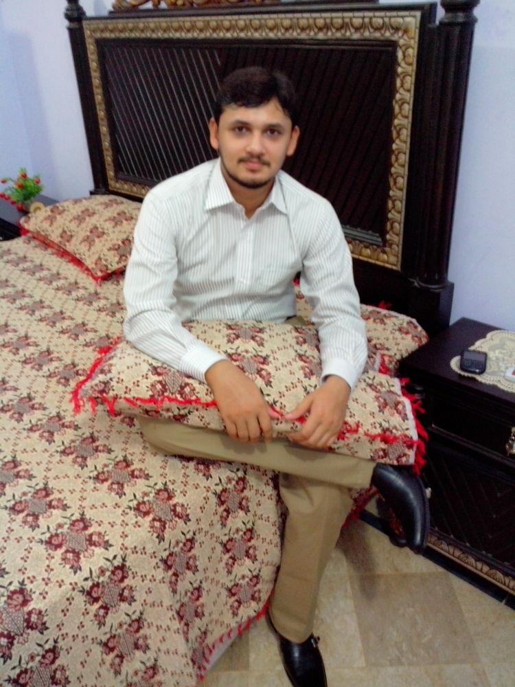 Muhammad Zeeshan Zaman by Shanicht