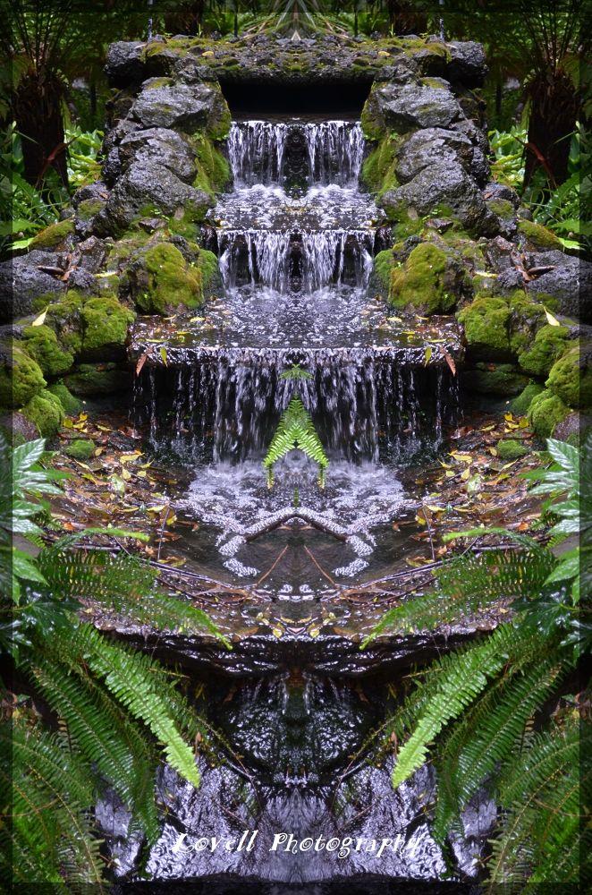 Waterfalls in Bendigo! by Lovell