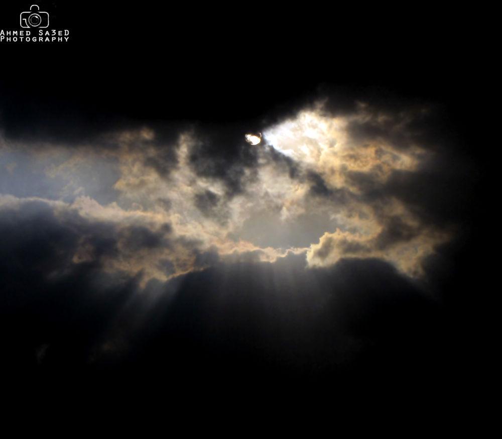 sky by Ahmed sa3ed Yoysef