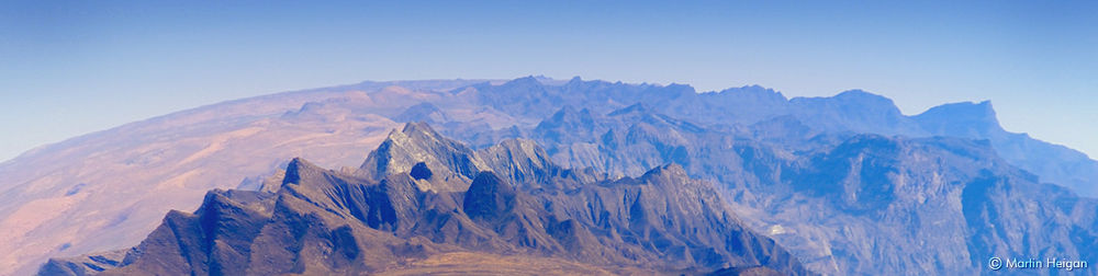 Richtersveld Transfrontier Park Landscape by Martin Heigan