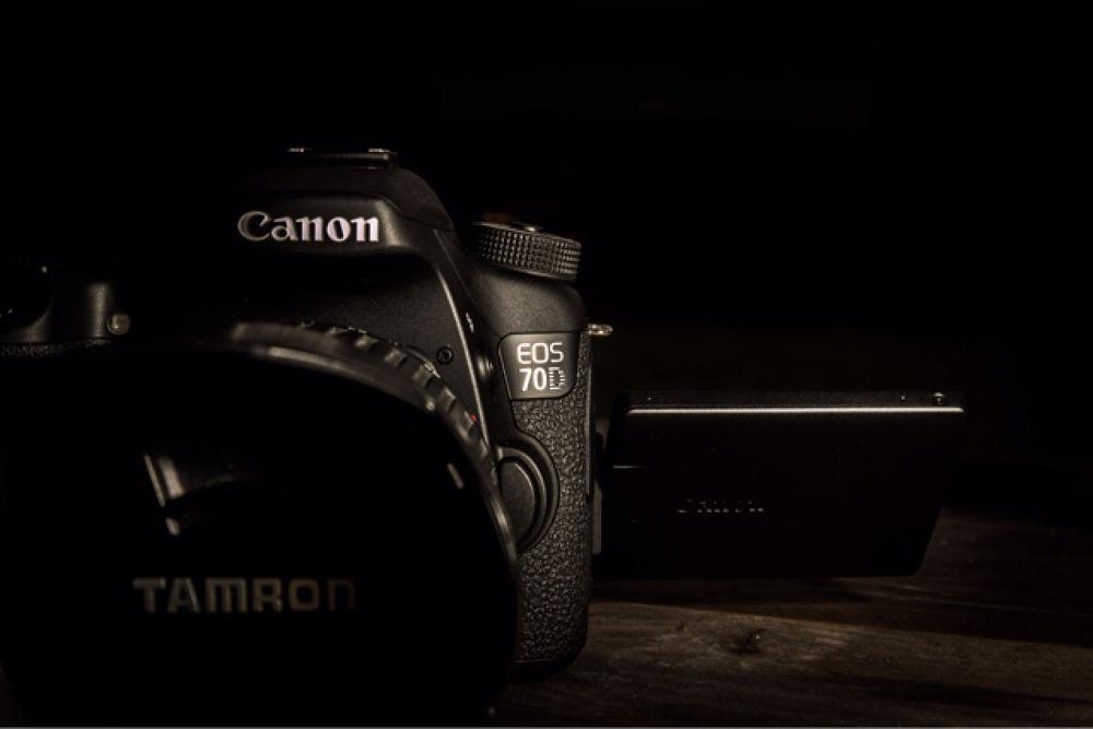 Canon 70D by Isac Wetterö