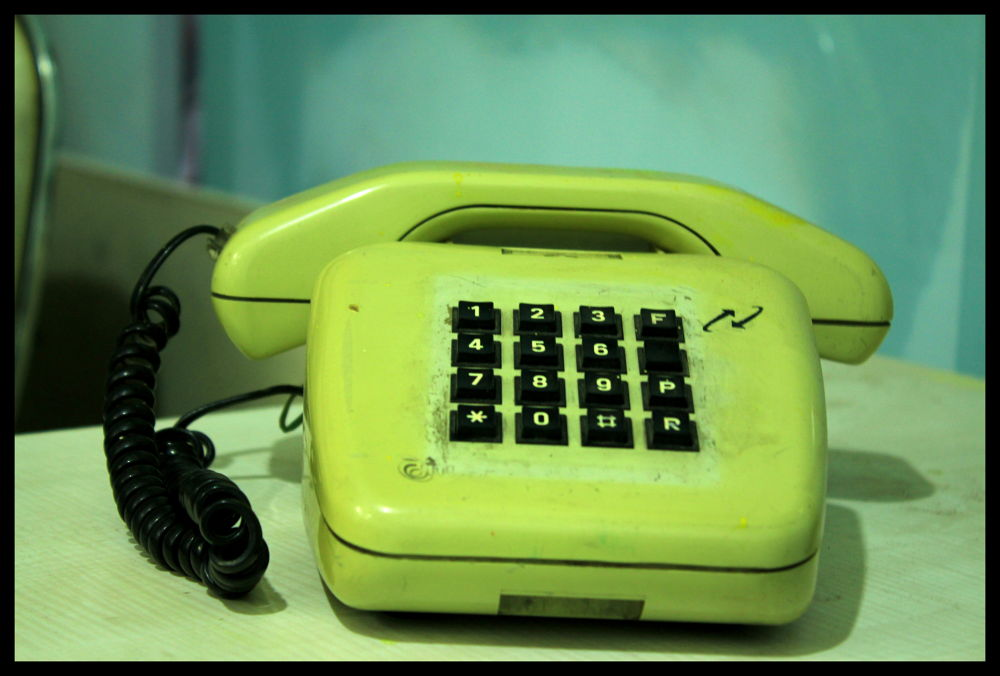 I was shocked when i capturing this phone , by knowing its completed 15years of service and still ac by ram kodali