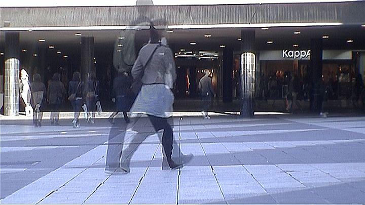 Video still from Man ? Nature
