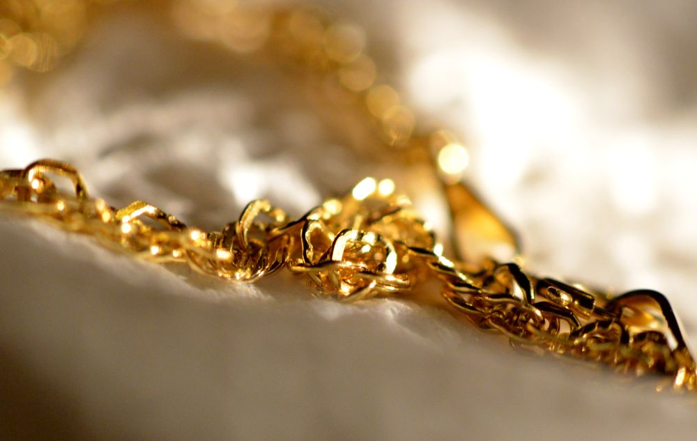 Italian Gold by Angie Rumble
