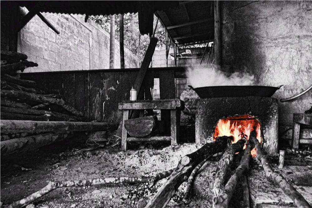 burnt down by xrisma