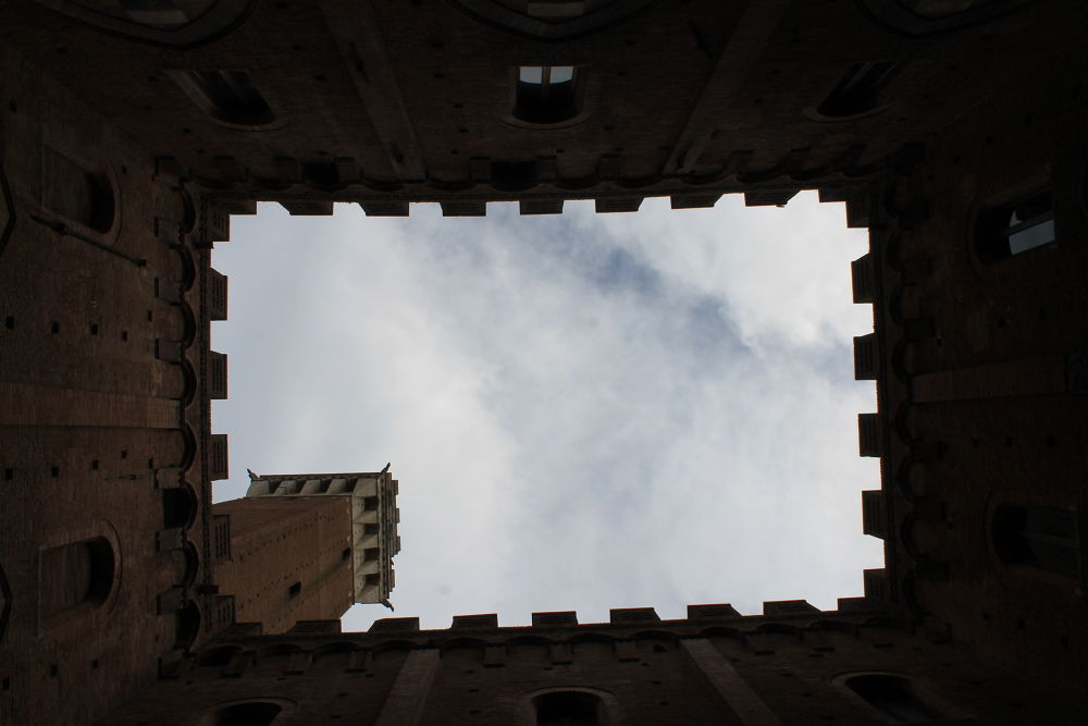 Siena'sky by dalessionicola