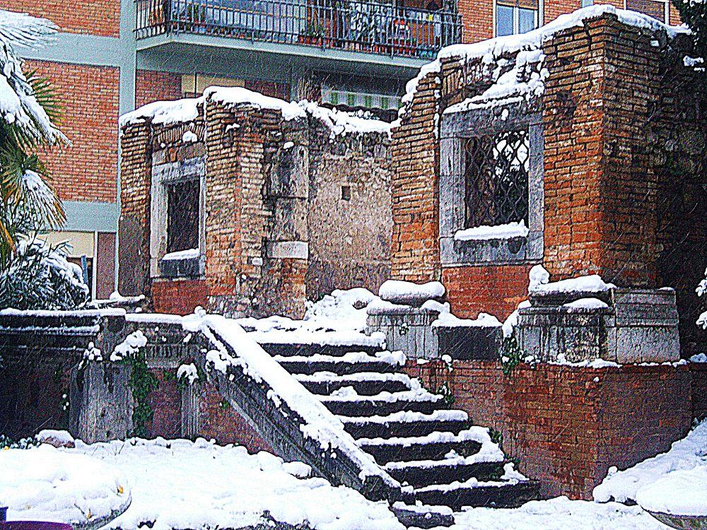 nevica sulla storia by dalessionicola
