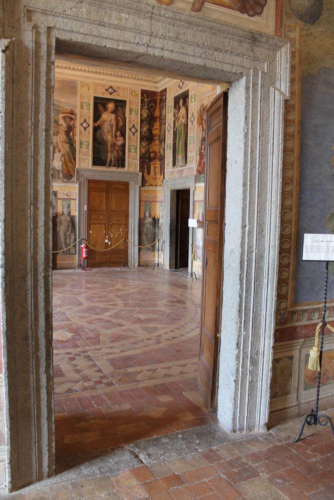 Palazzo Farnese by dalessionicola