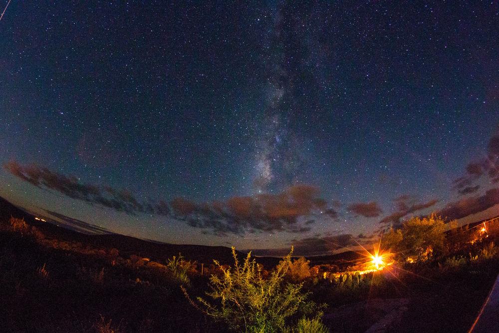 stars desert  by adansolinger