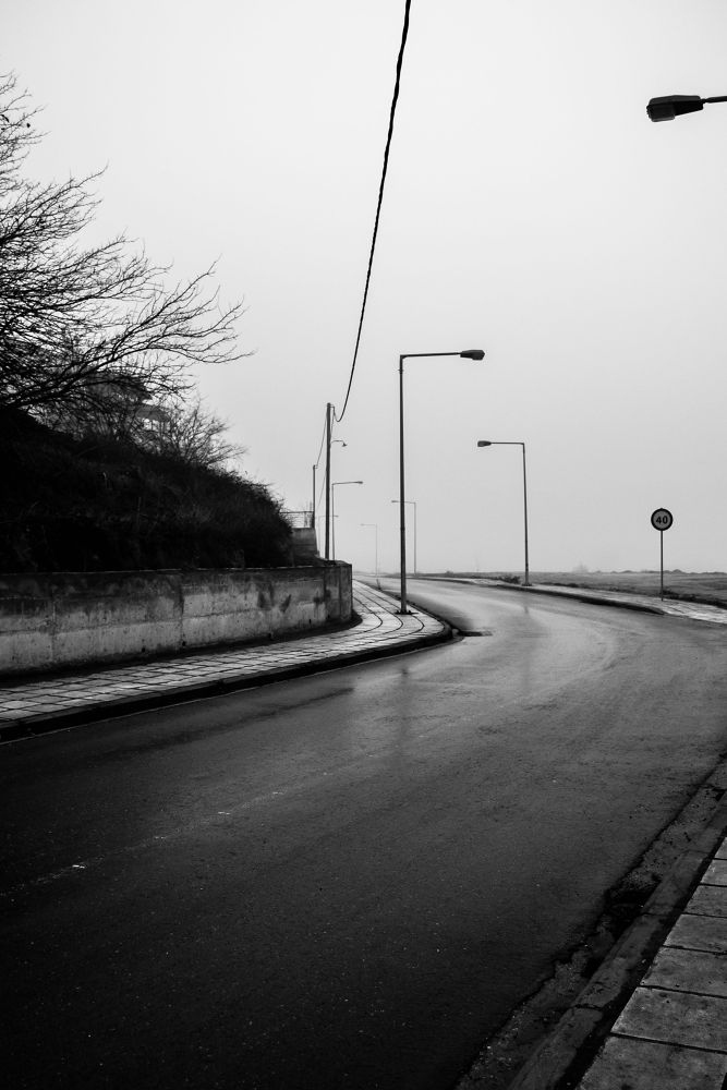 It's all road/ Greece by lambriana