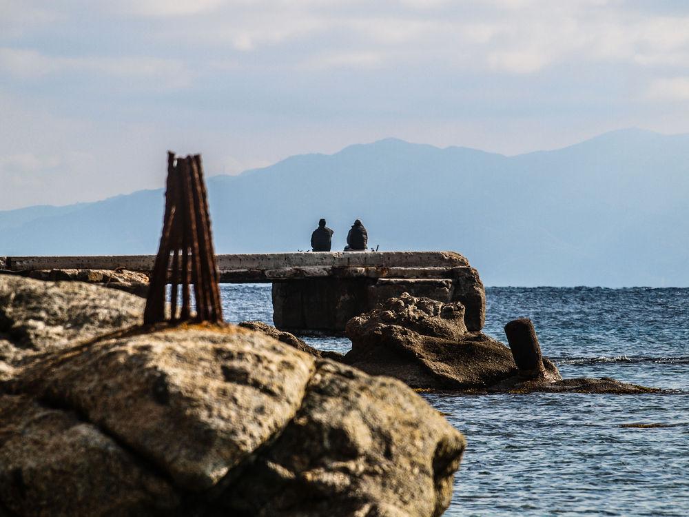 Mykonos/ Greece by lambriana