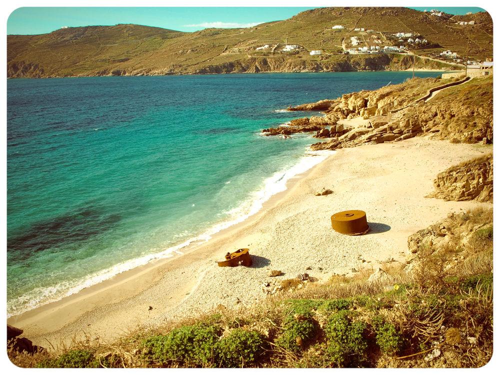 Mykonos, Greece by lambriana