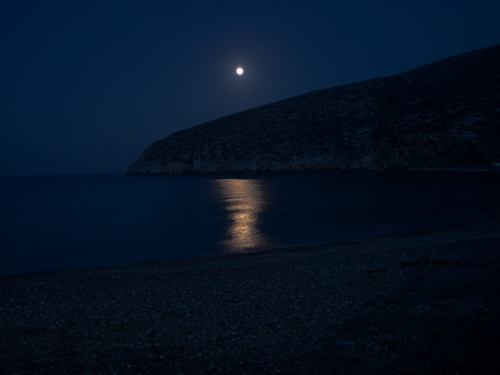 Apollonas, Naxos, Greece by lambriana
