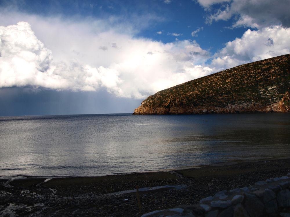 Naxos island, Greece by lambriana