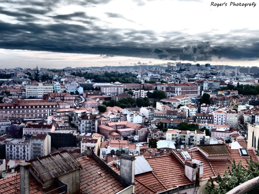 Lisboa 1 by Roger Photography