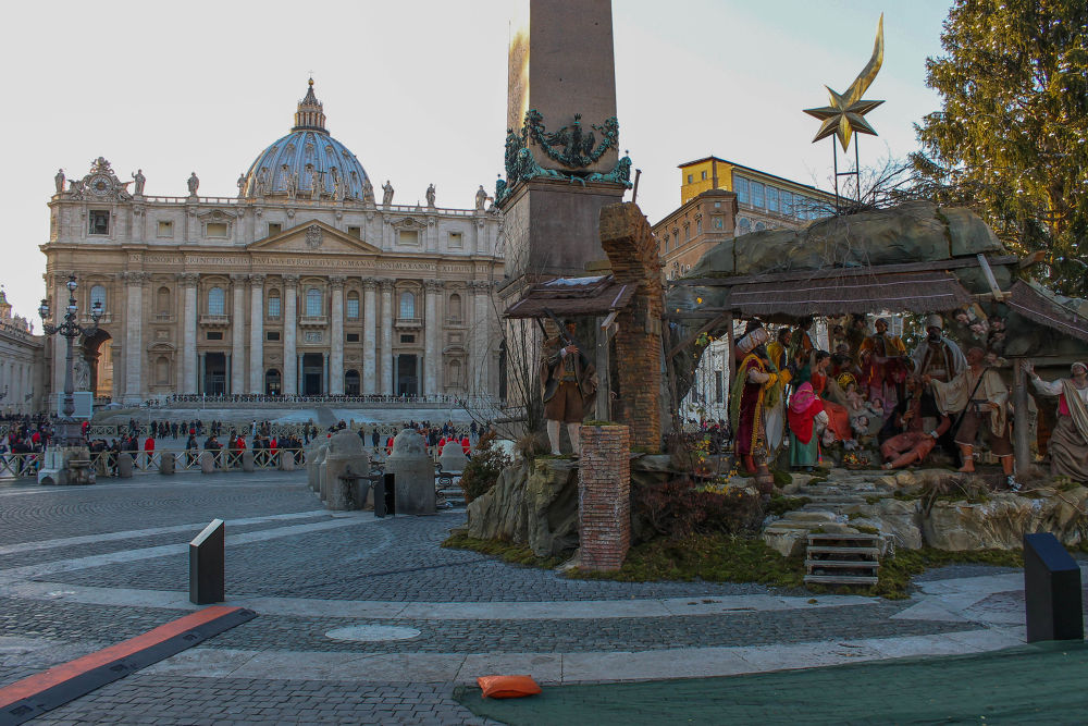 Xmas in Saint Peter by Valerio Grazioso