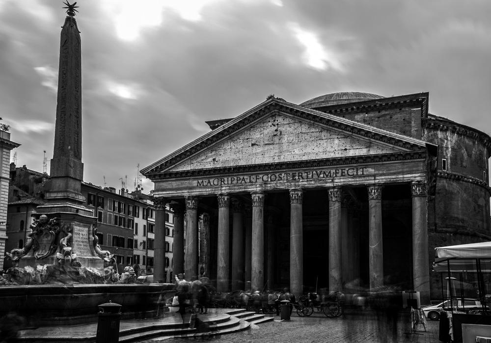 Pantheon by Valerio Grazioso