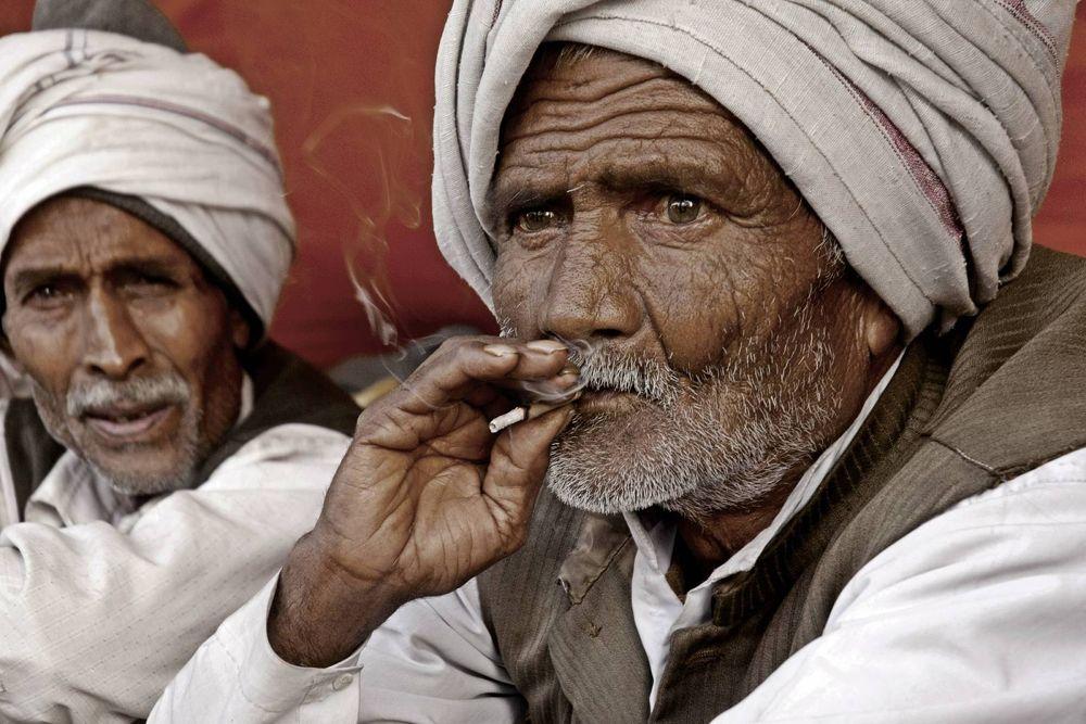 Smoking Biri by suman.rakshit03