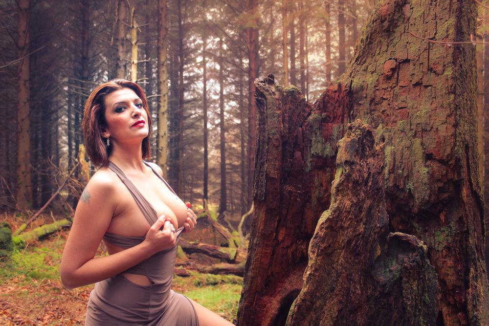 Forest Fairy - 1 by Denis Ciumbargi