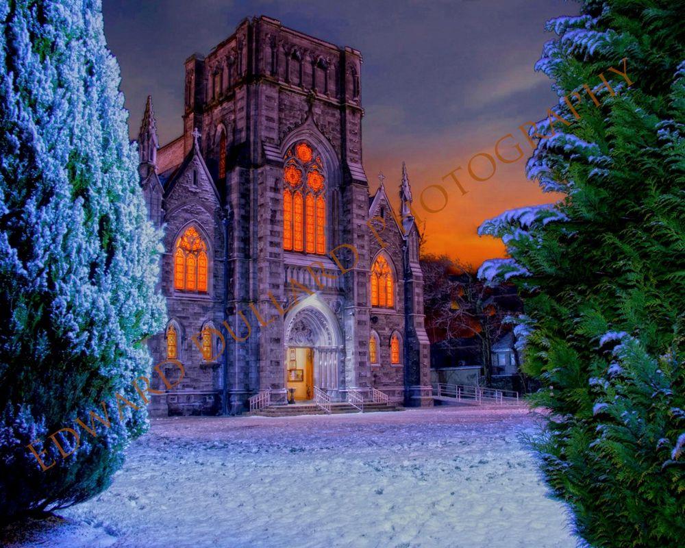 Saint John's church. Kilkenny, Ireland. by EdwardDullard