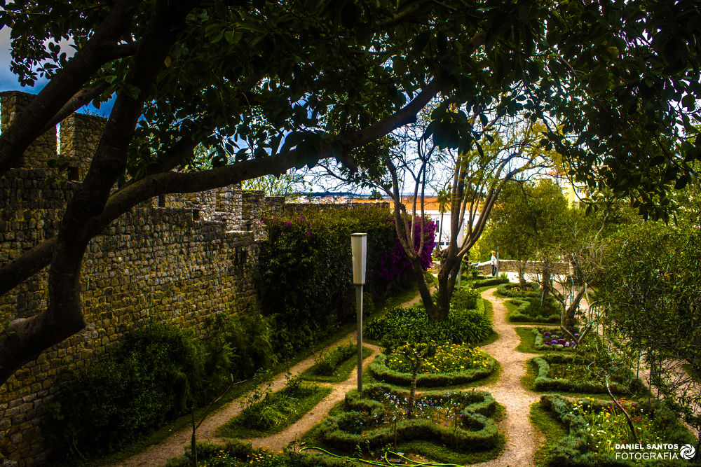 Jardim do Castelo by Santos