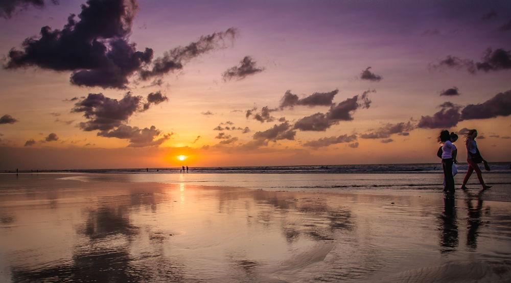 pemandangan sunset #rkf -1 by SaidRizky