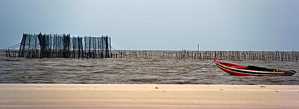 Ajuruteua Beach by MarcosRodrigues