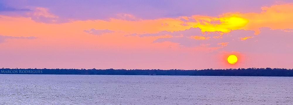 Photo in Nature #sole #sun #sol #nikon #brazil #pará #belém #colors #cores #photography #photo
