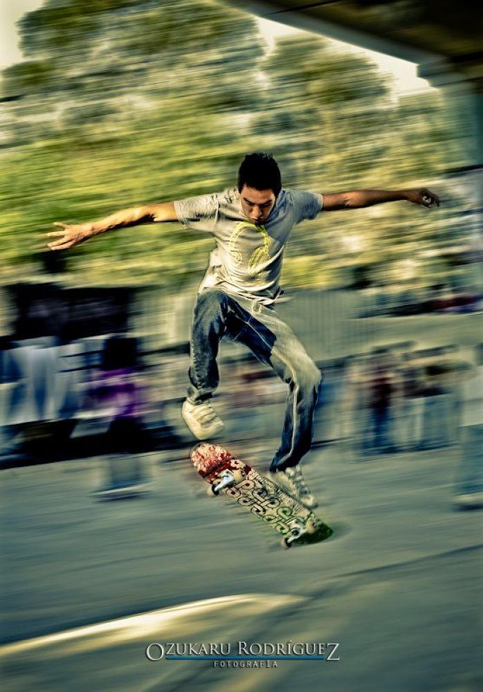 Skate by Ozukaru Rodriguez