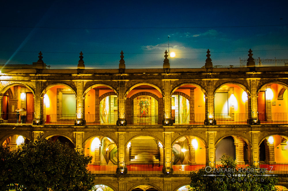 Antiguo Colegio de San Ildefonso by Ozukaru Rodriguez
