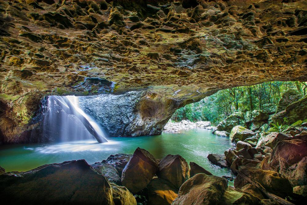 Waterfall by Troy Carroll