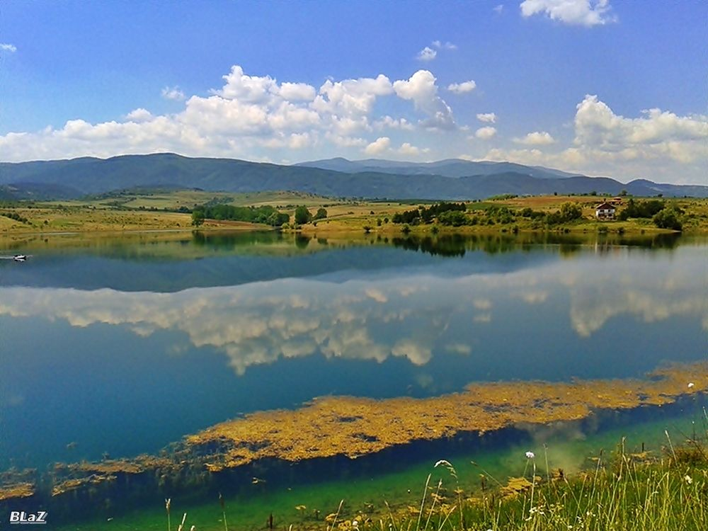 Photo in Landscape #landscape #nature #lake #summer