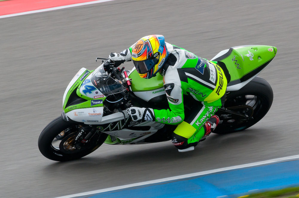 wsbk assen 600 supersport #44 by PeterVTRSP1